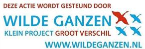 logo wilde ganzen stichting ayuda maya